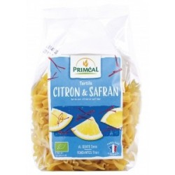 Tortils citron safran