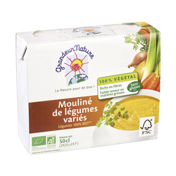 Mouline de legumes varies