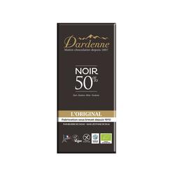 Noir 50%dardenne 100g