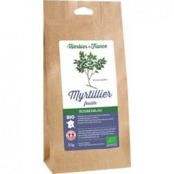 Myrtille feuilles 25g