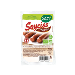 Soycisses fumees 4 45g