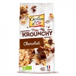 Krounchy familial chocolat