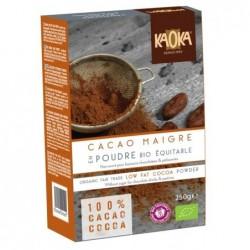 Cacao maigre poudre