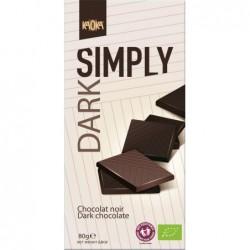 Chocolat simply dark 61%