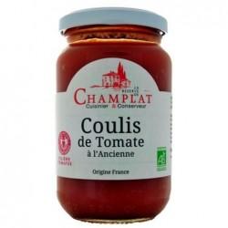 Coulis tomates a l ancienne