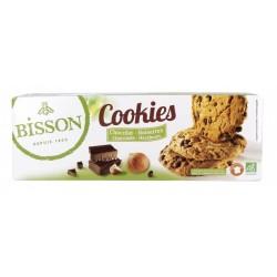 Cookies chocolat noisettes...