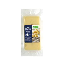 Emmental au lait cru. 31 % mg/